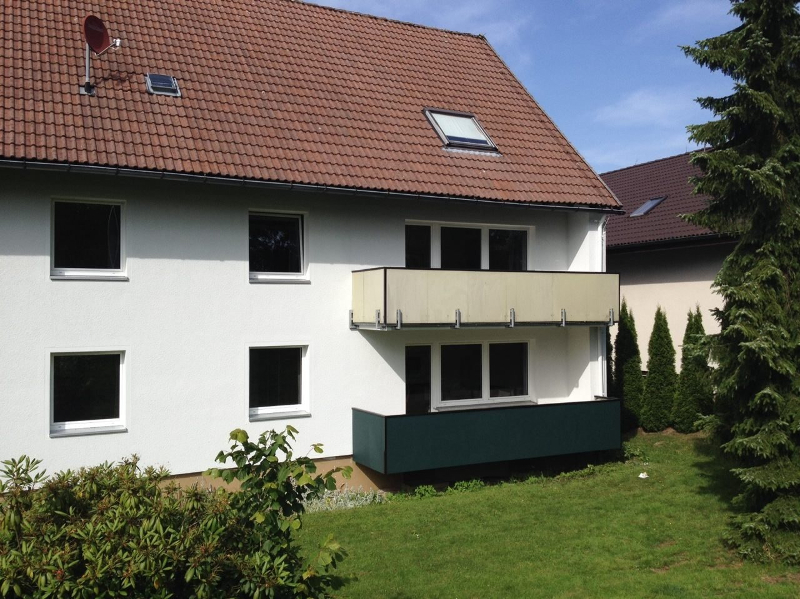 Appartment-Harzidyll-Balkone